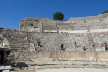 Efes Antik Kenti Tiyatrosu, Selcuk, Turkey