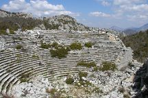 Gulluk Dagi (Termessos) Milli Parki, Korkuteli, Turkey