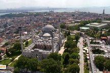 I walk istanbul-Tours