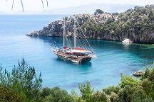 J Diving Center, MSY OKYANUS JD, Mugla, Turkey