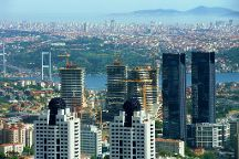 Levent, Istanbul, Turkey