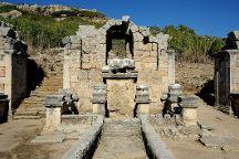 Perge Ancient City, Antalya, Turkey