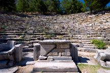 Priene Antik Kenti, Gullubahce, Turkey