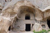 Selime Monastery, Guzelyurt, Turkey