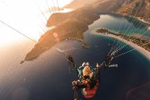 Sky Sports Paragliding, Oludeniz, Turkey