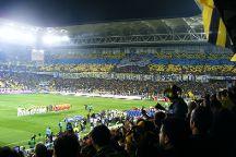 Şükrü Saracoğlu Stadium, Istanbul, Turkey