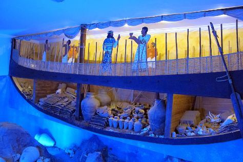 Bodrum Museum of Underwater Archaeology, Bodrum City, Turkey