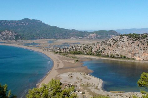 Iztuzu Beach 2, Dalyan, Turkey