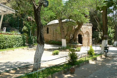 Meryemana (The Virgin Mary's House), Selcuk, Turkey