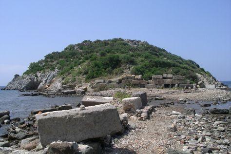 Myndos, Gumusluk, Turkey