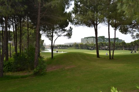The Montgomerie Maxx Royal Golf Club, Belek, Turkey