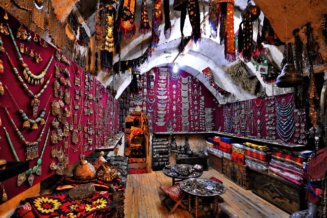 Alaturca Taner, Uchisar, Turkey