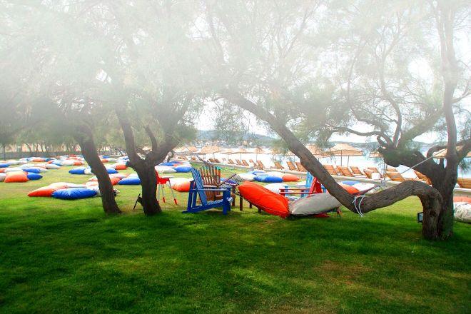Aren Beach Club, Urla, Turkey