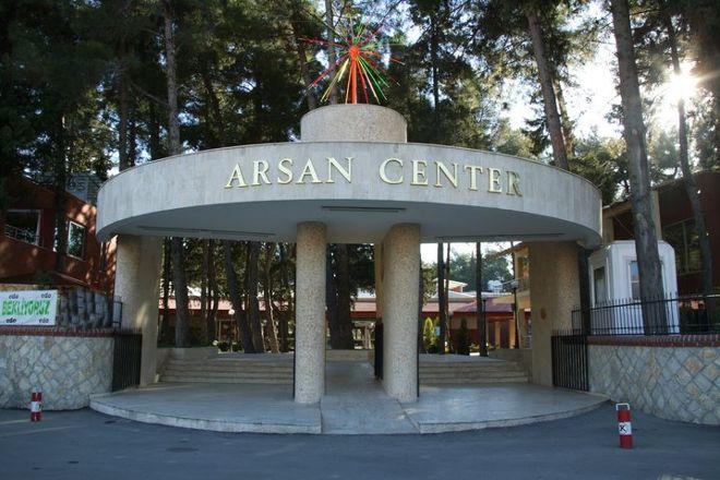 Arsan Center Cinema, Kahramanmaras, Turkey
