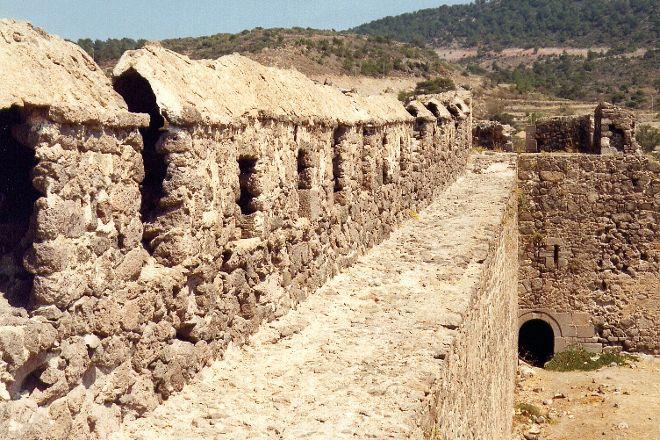 Babakale Kalesi, Babakale, Turkey