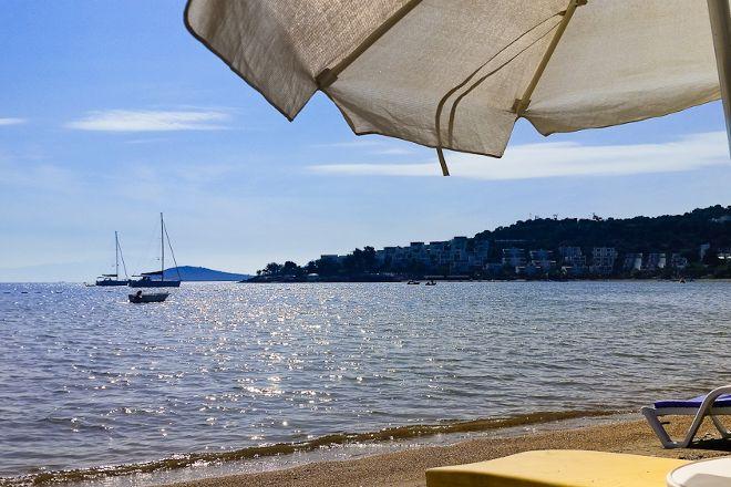 Bitez Beach, Bodrum City, Turkey