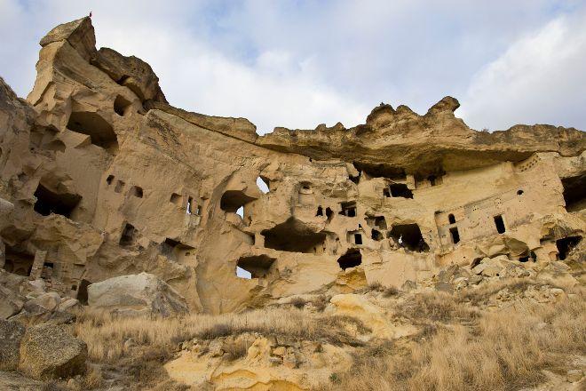Cappadocia Cave Dwellings, Urgup, Turkey