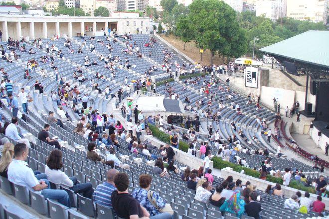 Cemil Topuzlu Open Air Theatre, Istanbul, Turkey