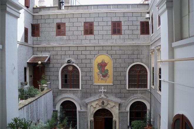 Santa Maria Draperis Church, Istanbul, Turkey