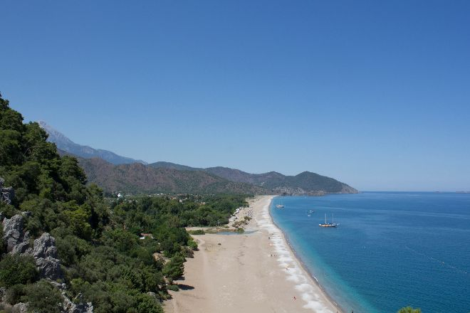 Cirali Beach, Cirali, Turkey