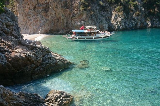 Dalyan Likya Boat, Dalyan, Turkey