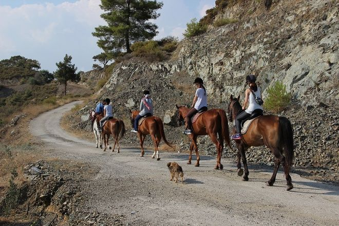 Desperado Horse Ranch, Fethiye, Turkey
