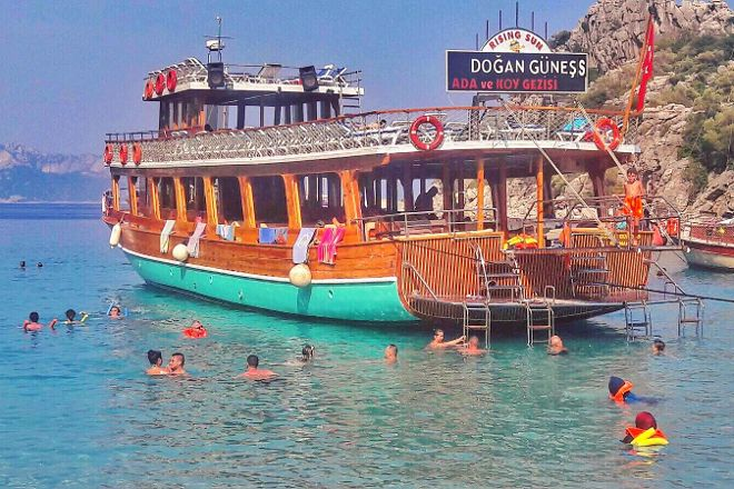 Dogan Gunes S-1 Yuksel Kaptan, Marmaris, Turkey