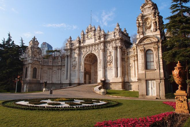 Dolmabahce Palace, Istanbul, Turkey
