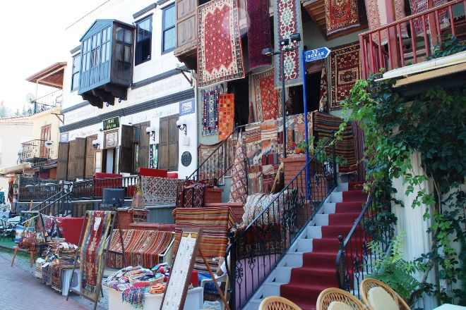 Downtown Fethiye, Fethiye, Turkey