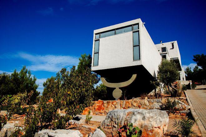 Ender Guzey Museum ARThill, Bodrum City, Turkey