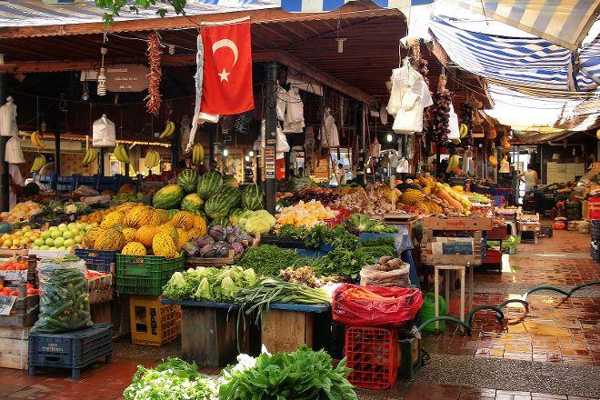 Pazar Alanı, Fethiye, Turkey