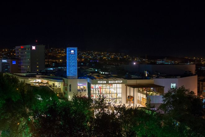 Forum Gaziantep Avm, Gaziantep, Turkey