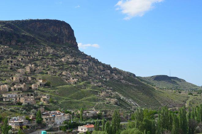 Gore Harabeleri, Nevsehir, Turkey