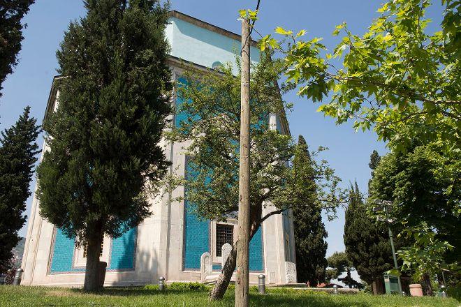 Green Tomb, Bursa, Turkey
