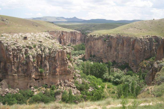 Ihlara Valley, Guzelyurt, Turkey