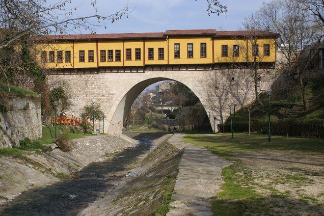 Irgandi Bridge, Osmangazi, Turkey