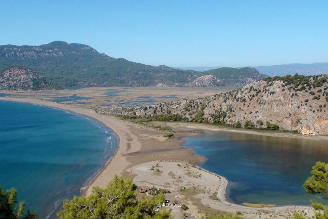 Iztuzu Beach, Dalyan, Turkey