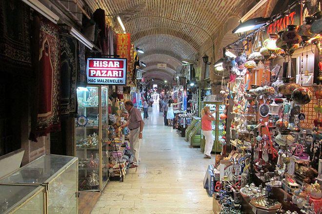 Kemeralti Market, Izmir, Turkey