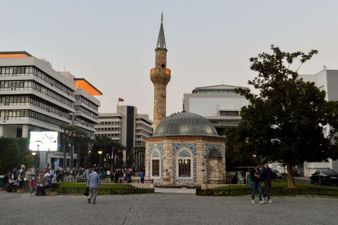 Konak Square, Izmir, Turkey