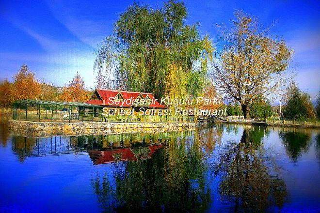 Kugulu Park, Seydisehir, Turkey