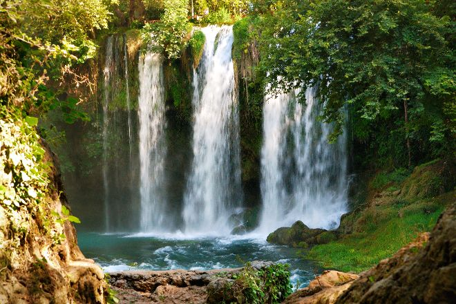 Lower Duden Waterfalls, Antalya, Turkey