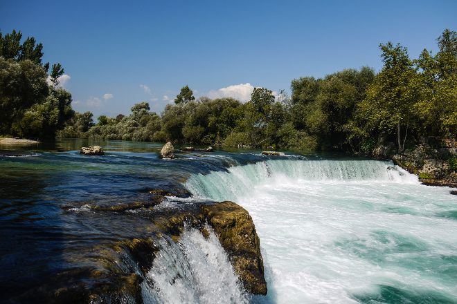 Manavgat Waterfall, Manavgat, Turkey