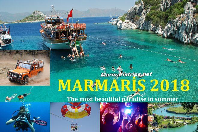 Marmaris Trips Net, Marmaris, Turkey