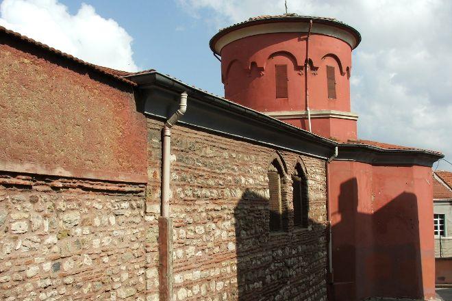 Meryem Ana Rum Ortodoks Kilisesi, Istanbul, Turkey
