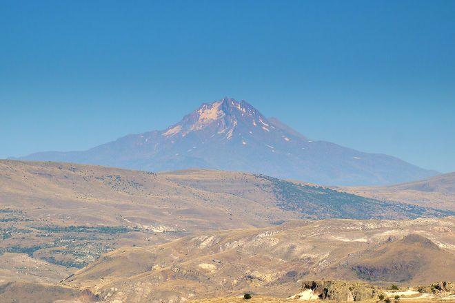 Mount Erciyes, Kayseri, Turkey
