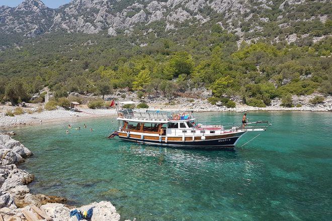 Musti's Boat, Turunc, Turkey