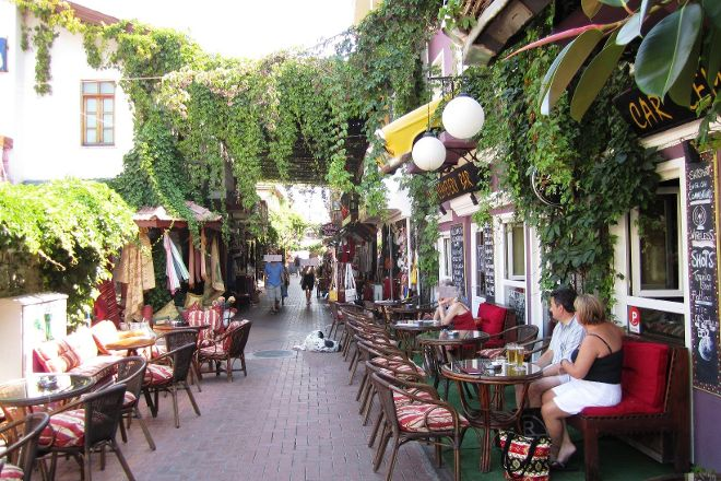 Old Town, Fethiye, Turkey