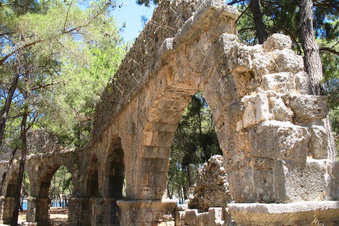 Phaselis, Tekirova, Turkey