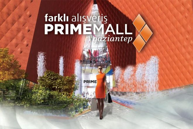 Primemall, Gaziantep, Turkey