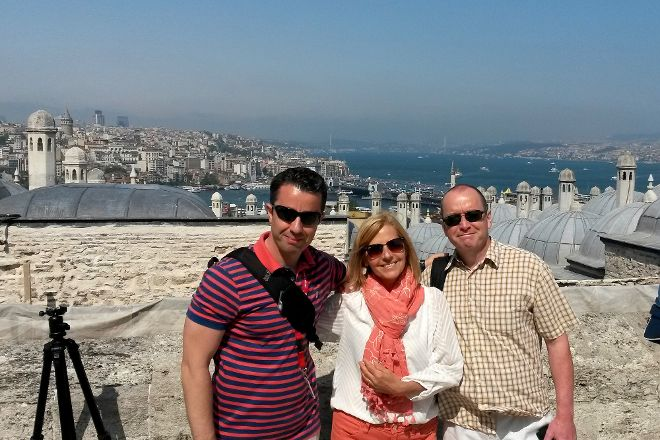 Private Tour Guide Serhat Engul, Istanbul, Turkey